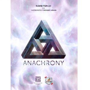 Anachrony Portada