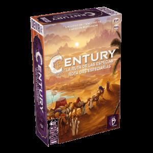 Century La Ruta de las Especias Caja