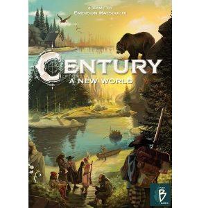 Century Un Nuevo Mundo Portada