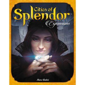 Splendor Cities of Splendor Portada
