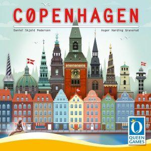 Copenhagen Portada