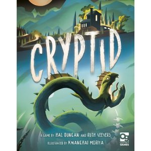 Cryptid Portada