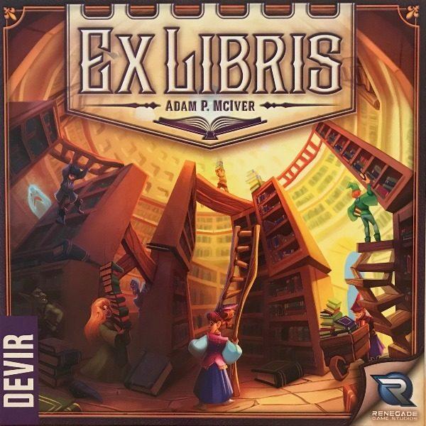 Ex Libris Portada
