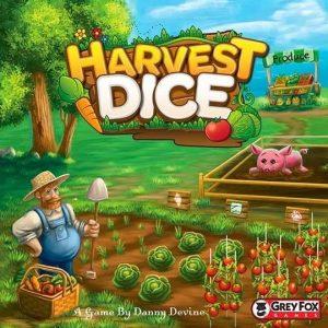 Harvest Dice Portada