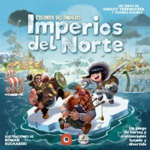 Imperios del Norte Portada