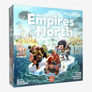 Imperios del Norte Caja