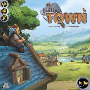 Little Town Portada