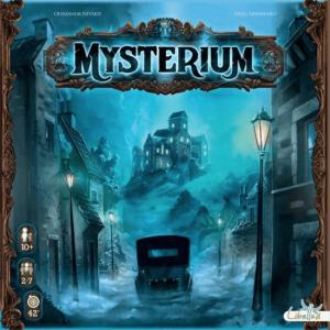 Mysterium Portada