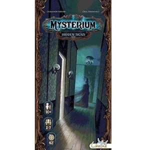 Mysterium Hidden Signs Portada