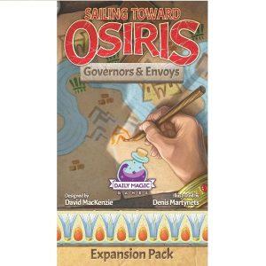 Navegando Hacia Osiris EXP Portada