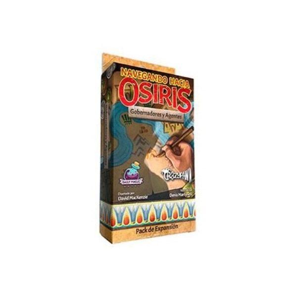 Navegando Hacia Osiris EXP Caja