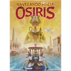 Navegando hacia Osiris Portada