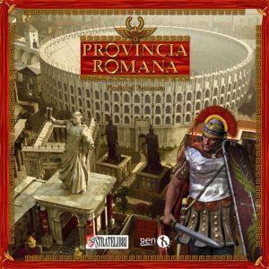 Provincia Romana Portada
