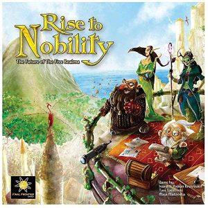 Rise to Nobility Portada