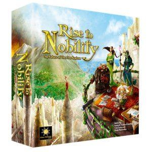 Rise to Nobility Caja