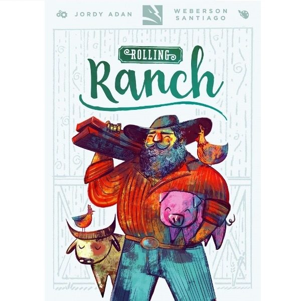 Rolling Ranch Portada