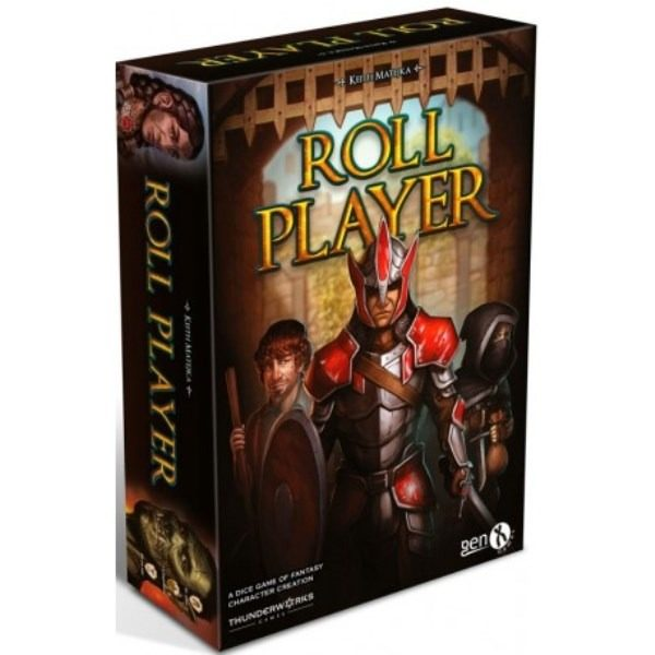 Roll Player Caja