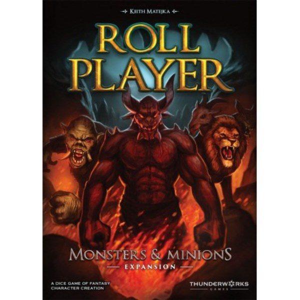 Roll Player Exp Portada