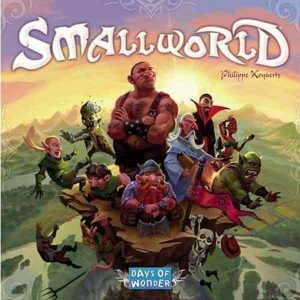 Small World Portada