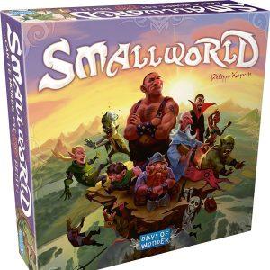 Small World Caja