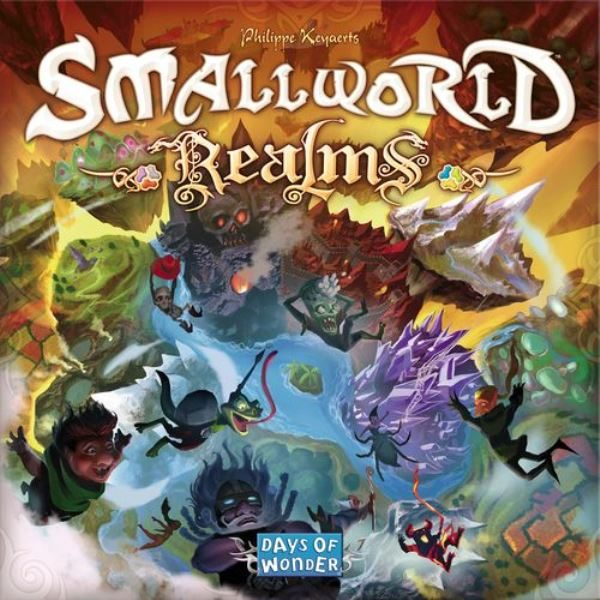 Small World Realms Portada
