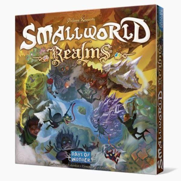 Small World Realms Caja