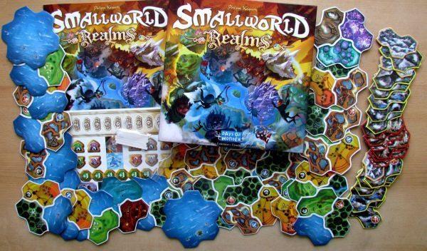 Small World Realms Desplegado