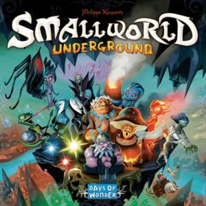 Small World Underground Portada