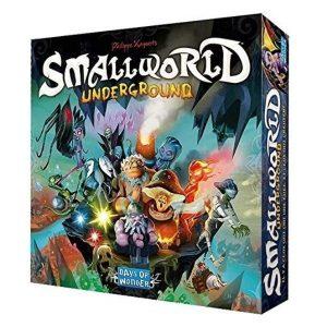 Small World Underground Caja