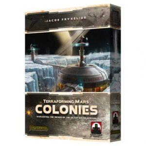 Terraforming Mars: Colonias Caja