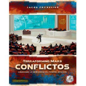 TM Conflictos Portada