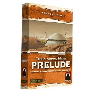 Terraforming Mars: Preludio Caja