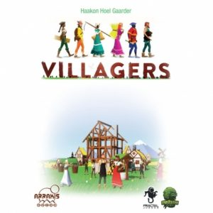 Villagers Portada
