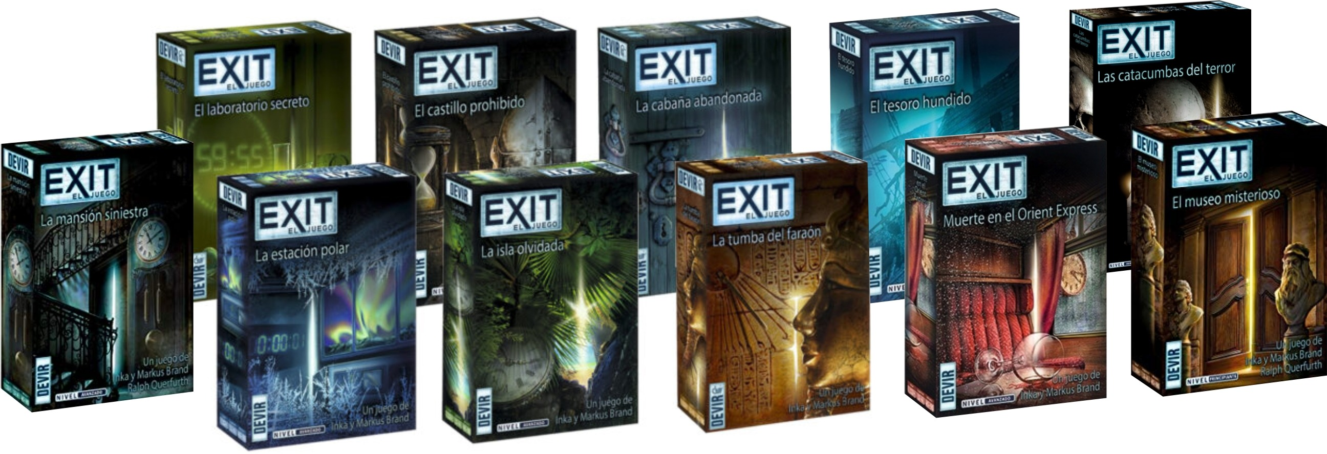 Serie Exit