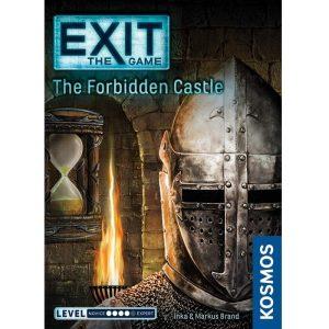 Exit El castillo prohibido Portada