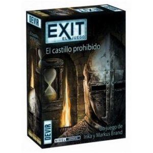 Exit El castillo prohibido Caja