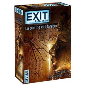 Exit La tumba del faraon Caja