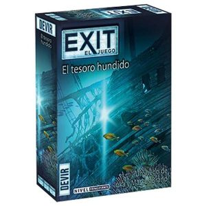 Exit el tesoro hundido Caja