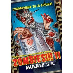 Zombies!!! 11 Portada