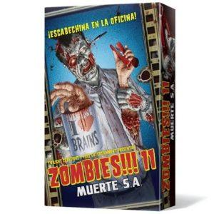 Zombies!!! 11 Caja