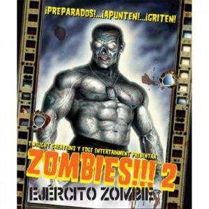 Zombies!!! 2 Portada