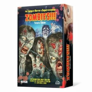Zombies!!! Caja