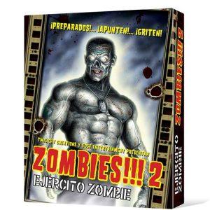 Zombies!!! 2 Caja