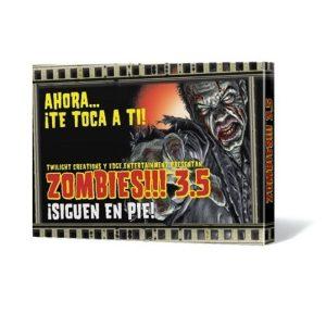 Zombies!!! 3.5 Caja