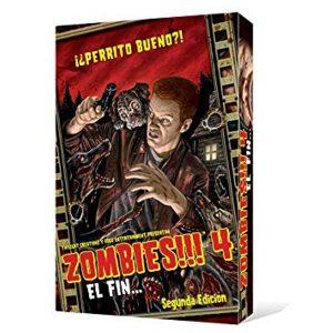 Zombies!!! 4 Caja