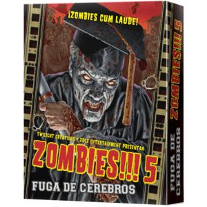 Zombies!!! 5 Caja