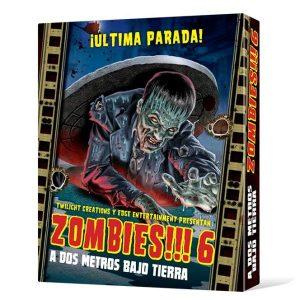 Zombies!!! 6 Caja