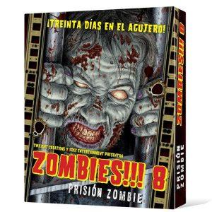 Zombies!!! 8 Caja