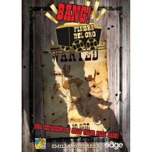 Bang!: Fiebre del Oro Portada