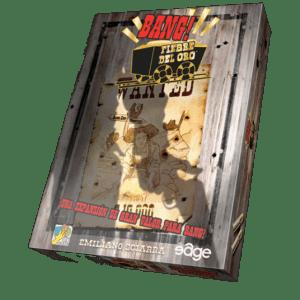 Bang!: Fiebre del Oro Caja